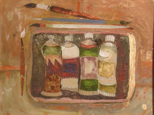 Colori a tempera (35x30)