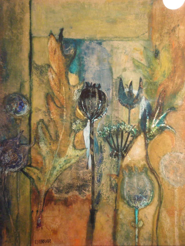 Fantasia floreale (40x51)