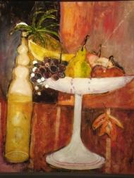 Frutta e limoncello (47x40)