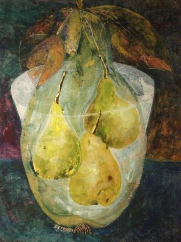 La pera nella pera (40x50)