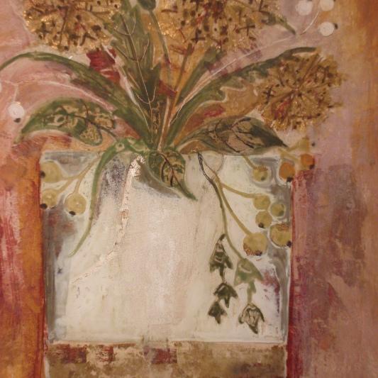 Vaso bianco (21x24)